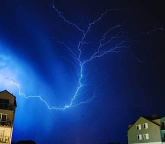 Uwaga! Będzie załamanie pogody, nadciągają burze z gradem