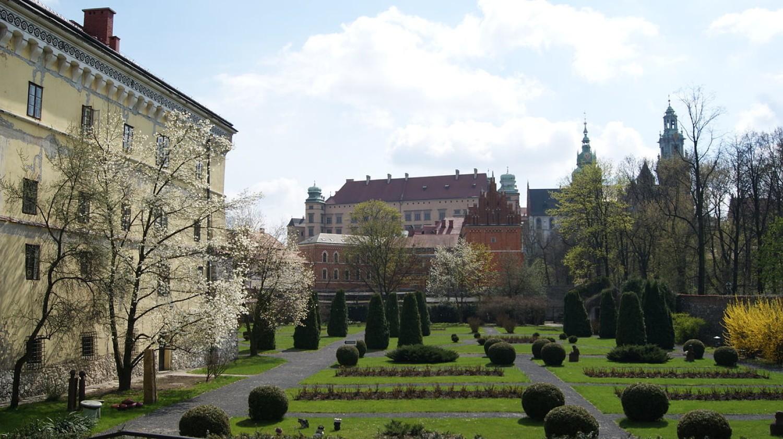 Ogród Muzeum Archeologicznego