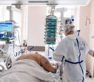 Koronawirus w Polsce. Ogrom nowych zakażeń, tragiczny bilans zgonów