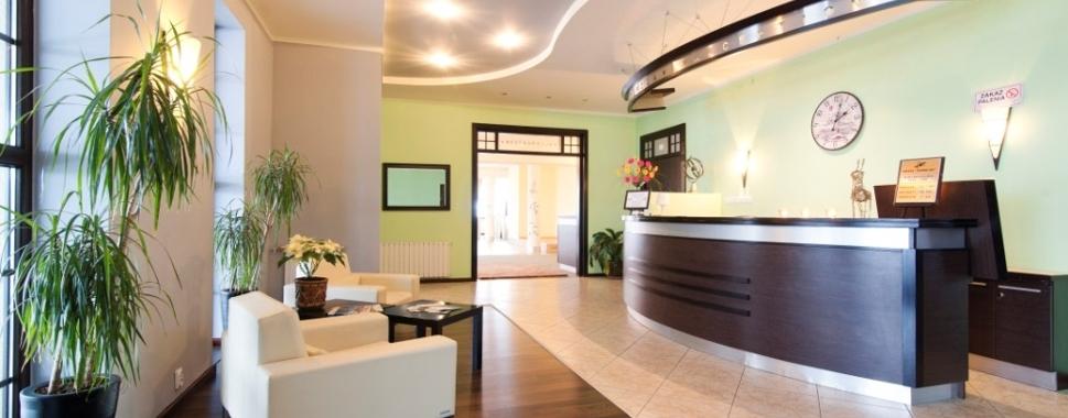 Hotel Merkury w Straszynie