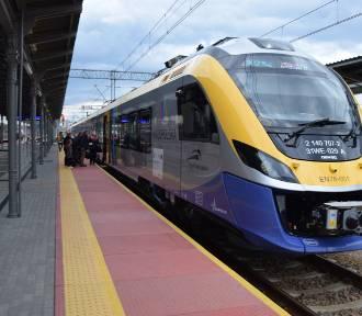 Pociągi z Tarnowa do Krakowa jadą wolniej niż obiecywano
