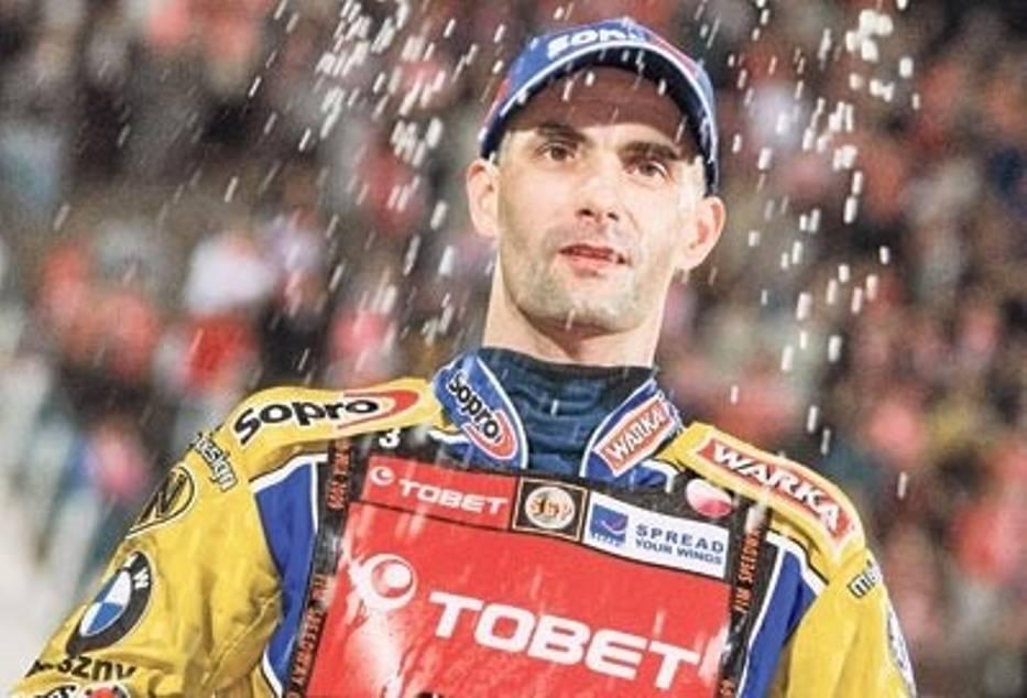 Tomasz Gollob był najlepszy na torze we włoskim Terenzano