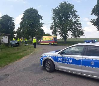 W Rypinie policja i prokuratura szukają świadków śmiertelnego wypadku
