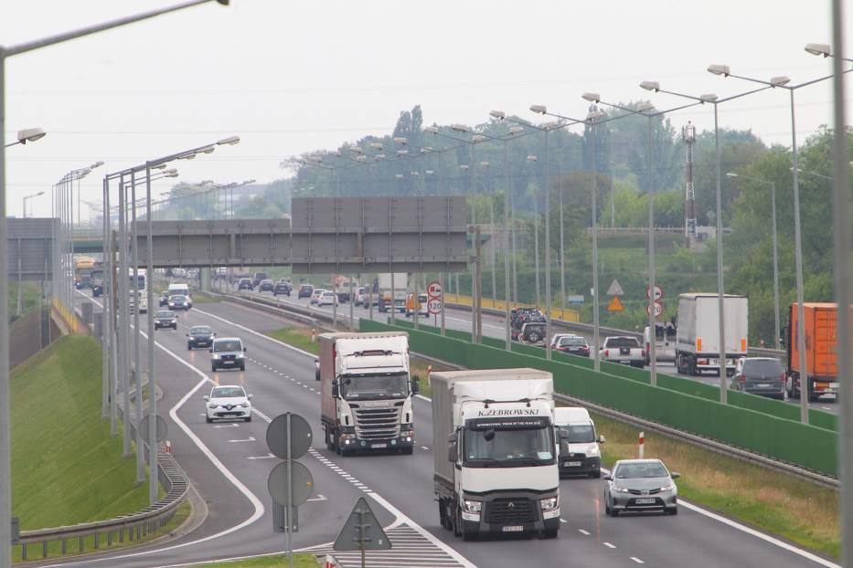 Autostrada A2: Trwają prace drogowe. Uważajcie na utrudnienia w ruchu
