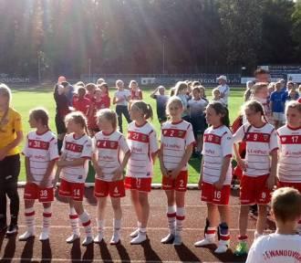 W Malborku odbył się półfinał mistrzostw Polski młodziczek w piłce nożnej. Olimpico w najlepszej