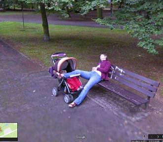 Dziwne, śmieszne, straszne. Oto najlepsze zdjęcia z Google Street View (ZOBACZ)