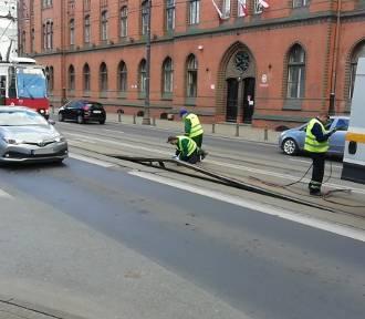 Skacząca szyna na Jagiellońskiej w Bydgoszczy. Będzie remont