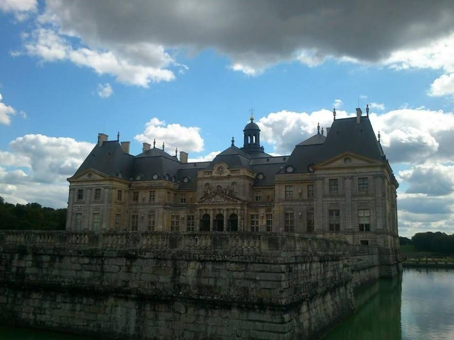 Château de Vaux le Vicomte fot