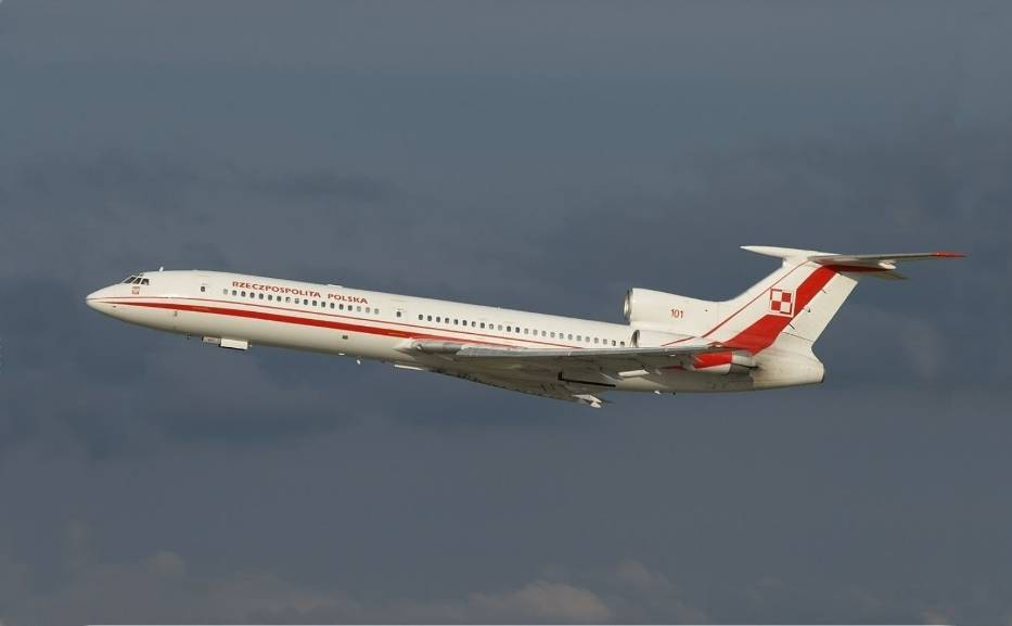 Prezydencki TU 154