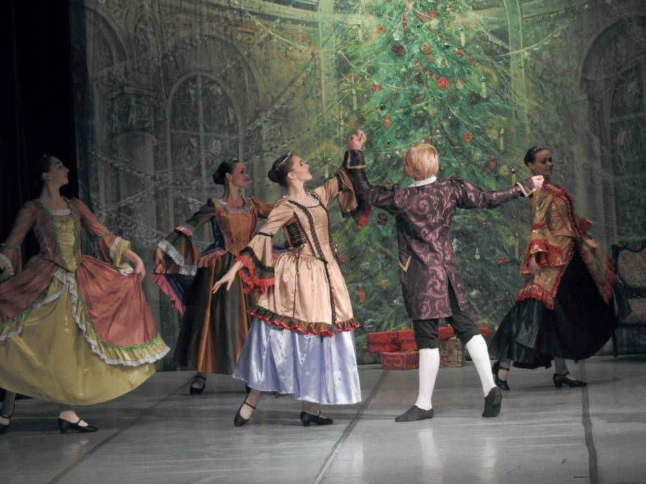 """""""Dziadek do orzechów"""" powraca na sceny teatrów w okolicach Świąt Bożego Narodzenia"""