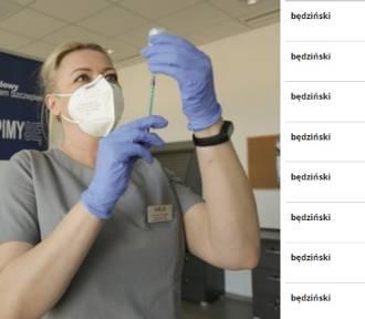 Szczepienia przeciw COVID-19 w pow. będzińskim. Gdzie zaszczepionych jest najwięcej?
