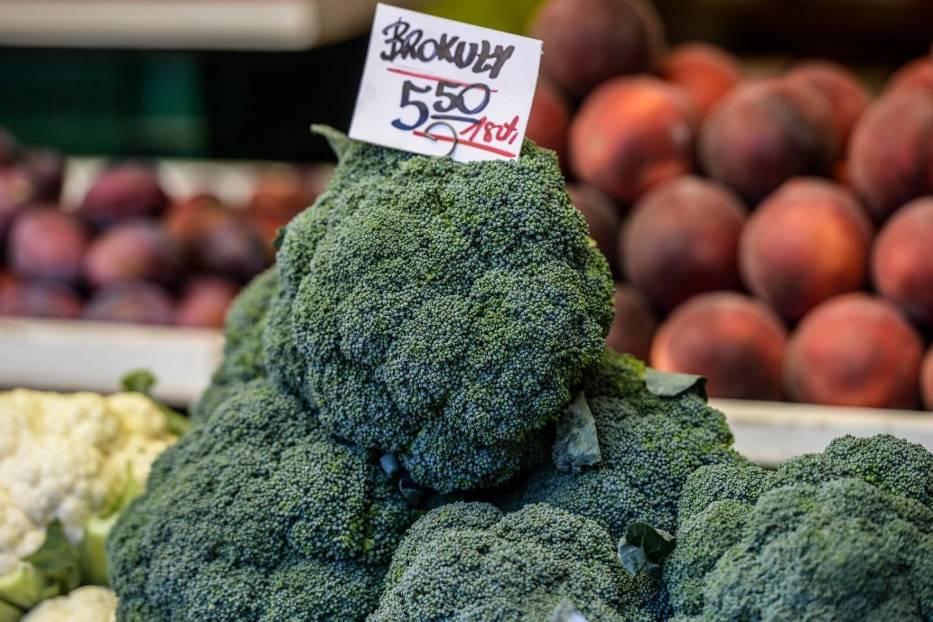 Najwyższą miesięczną inflację w minionym roku zanotowano w lutym – 4,7 proc