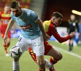 Jagiellonia - Piast Gliwice 0:1. Przepiękny gol Alvesa dał wygraną gliwiczan ZDJĘCIA