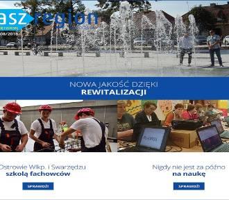 """""""E-Nasz Region"""": nowa jakość dzięki rewitalizacji"""