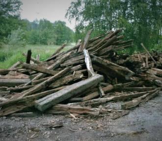 Składował niebezpieczne odpady w Bukowie i Wodzisławiu Śl. 53-latek oskarżony