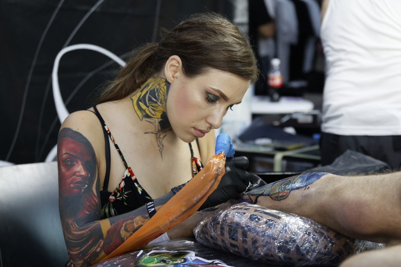 Tattoo Expo Opole 2019 odbędzie się w dniach 14-15 września, tradycyjnie w Centrum Wystawienniczo-Kongresowym w Opolu
