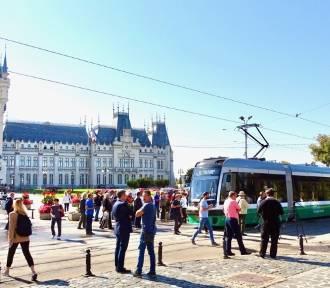 Tak wygląda Swing, pierwszy tramwaj z Pesy dla Jassy w Rumunii [zdjęcia]