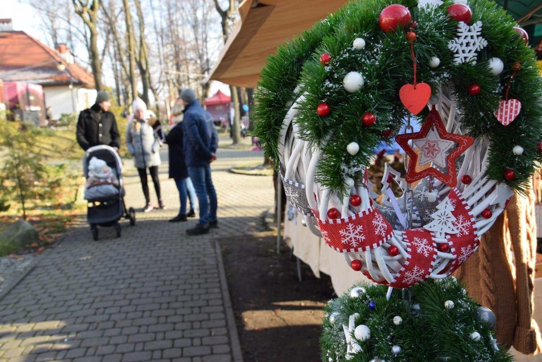 Jarmark Bożonarodzeniowy 2019 w Giszowcu