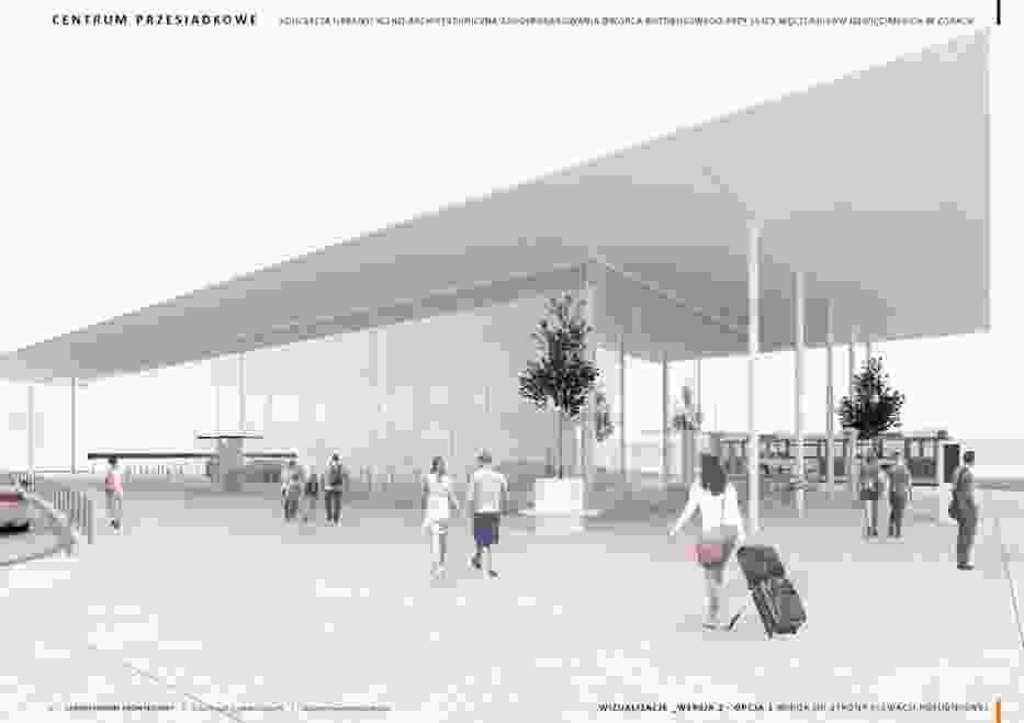 Będzie centrum przesiadkowe w Żorach! Miasto dostanie 5,6 mln złotych na przebudowę dworca - WIZUALIZACJE