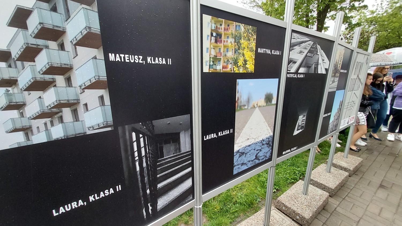 Wystawa fotografii w  Filii nr 16 Miejskiej Biblioteki Publicznej w Kaliszu