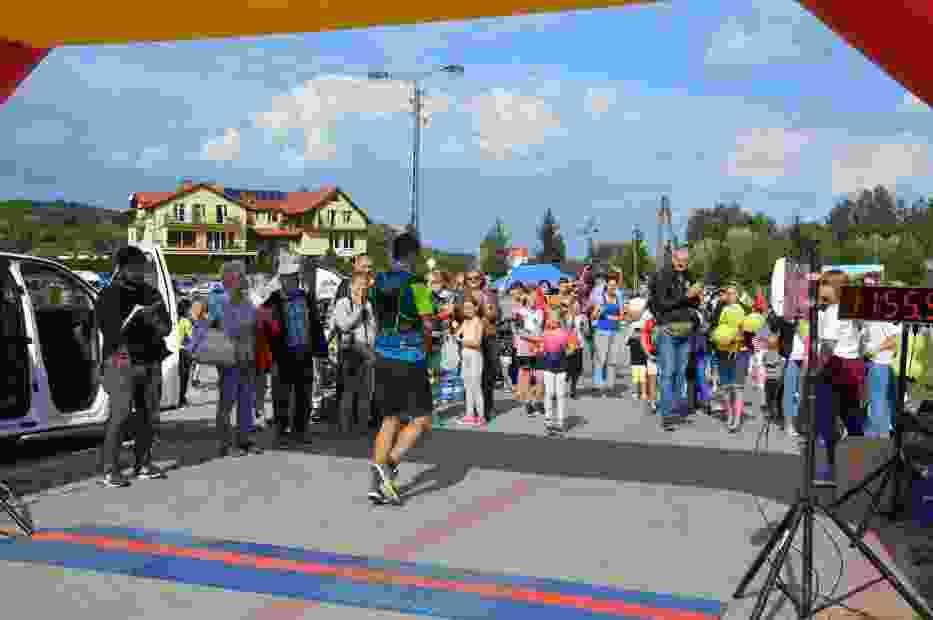III Ultramaraton Kaszubska Poniewierka - bieg przedszkolaków