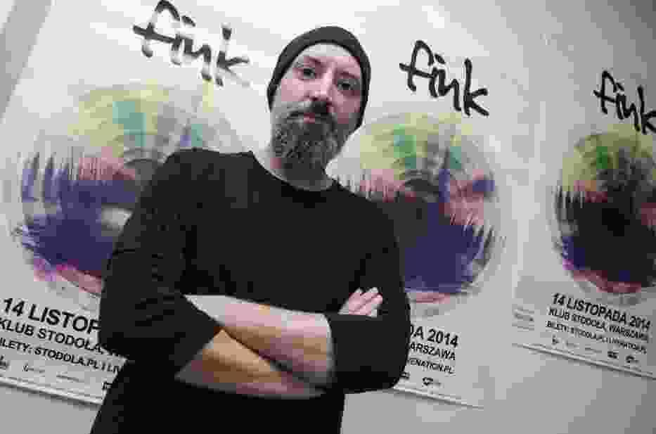 Wywiad z Finkiem
