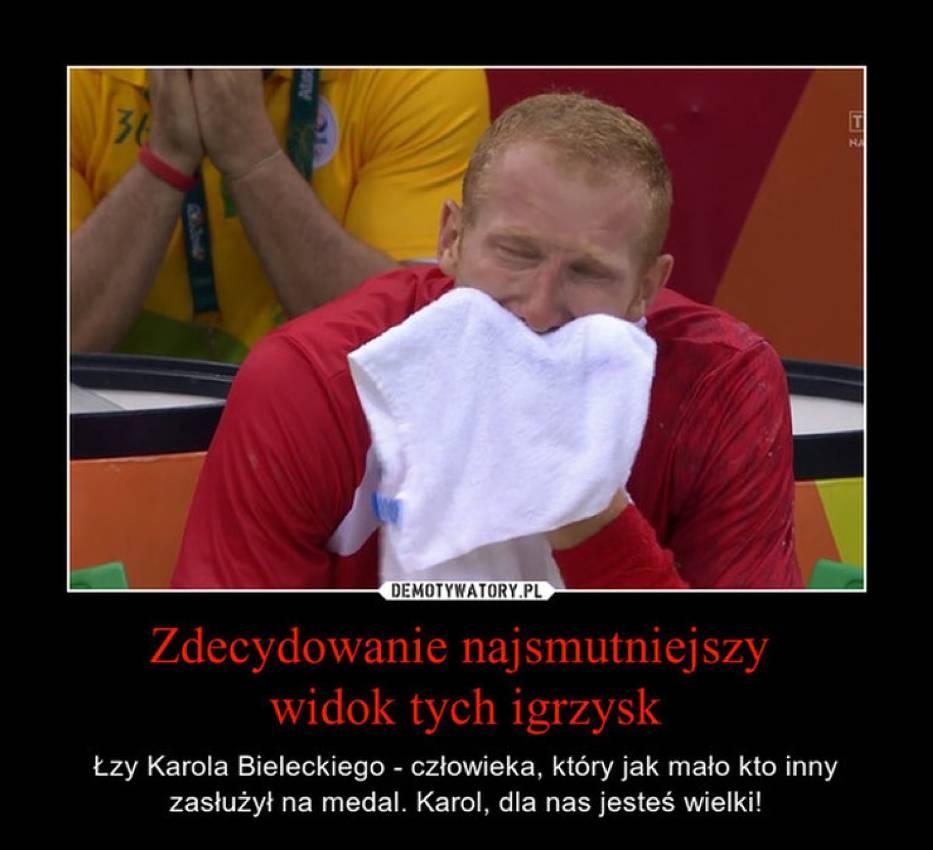 polska dania mecz