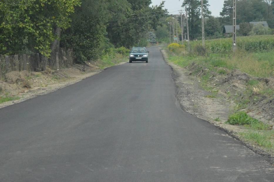 Droga Biała Góra - Domaniew