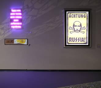 Inauguracja wystawy Sztuka Polityczna w Zamku Ujazdowskim