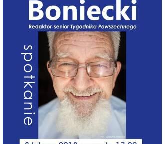 Dziś w Katowicach spotkanie z księdzem Adamem Bonieckim