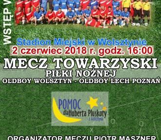 Oldboje Lecha Poznań po raz kolejny zagrają mecz w Wolsztynie
