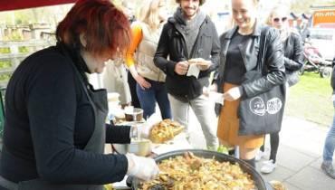 Kwietniowe Śniadanie przy Jasnych Błoniach w Szczecinie [zdjęcia]