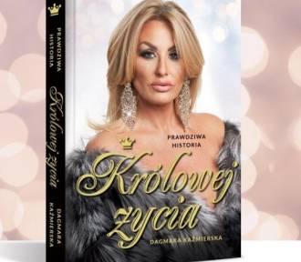 """""""Królowa Życia"""" Dagmara Kaźmierska wydaje autobiografię! Przeczytaj fragmenty książki"""
