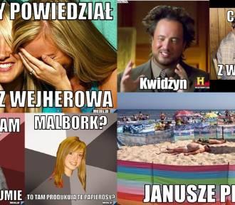Memy o Pomorzu. Z których miast śmieją się internauci?
