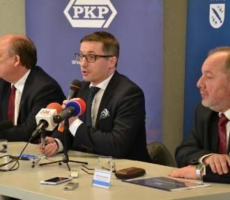 PKP będzie budować terminal przy drodze Racibórz-Pszczyna. Będzie to połączenie transportu