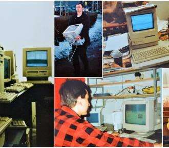 """Komputery naszej ery. Pamiętacie jeszcze ten """"sprzęt"""". To niedawno był hit! [ZDJĘCIA]"""