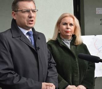 Będzie więcej połączeń ŁKA z Tomaszowa do Łodzi oraz zintegrowany bilet [ZDJĘCIA, FILM]