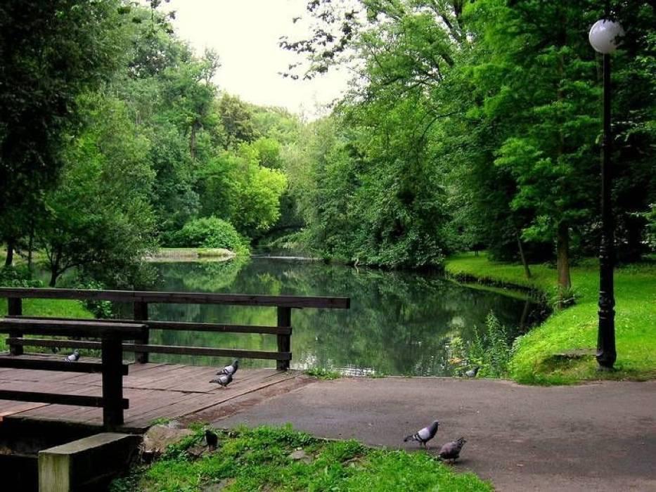 Park Sołacki - Poznań
