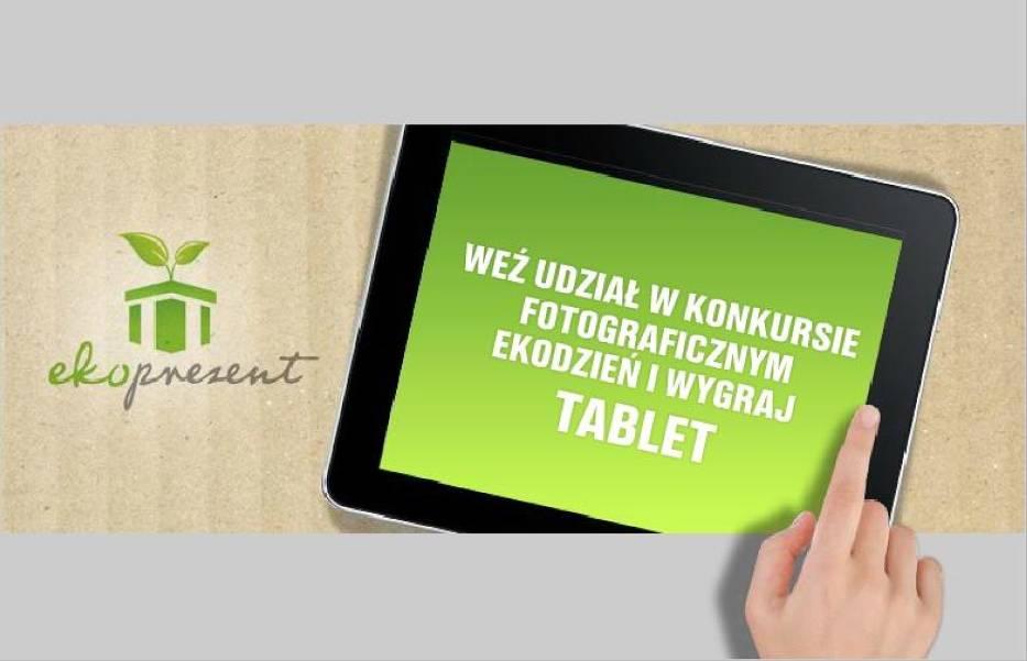 Przyłącz się do akcji i wygraj tablet