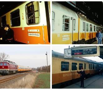 Darmowy przejazd pociągiem retro na trasie Szczecin - Berlin