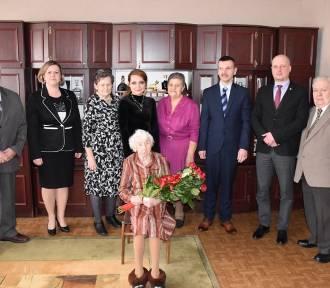 Pani Kazimiera Sobkowiak świętowała jubileusz 98. urodzin