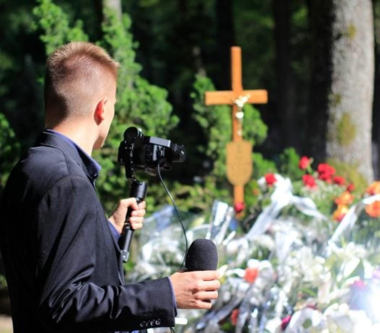 W Wałbrzychu można zamówić transmisję z pogrzebu