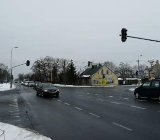 Zmiany w kursowaniu autobusów i zamknięte skrzyżowanie ZDJĘCIA