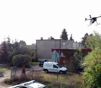 Smog w Poznaniu: Dron zbadał 22 tys. budynków. Ile mandatów?