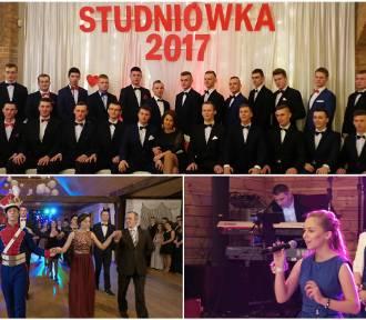 Studniówki 2017. Zespół Szkół im. Godlewskiego w Piotrkowicach Małych