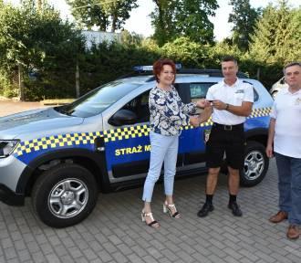 Straż Miejska w Lwówku Śląskim z nowym SUV-em! [ZDJĘCIA]
