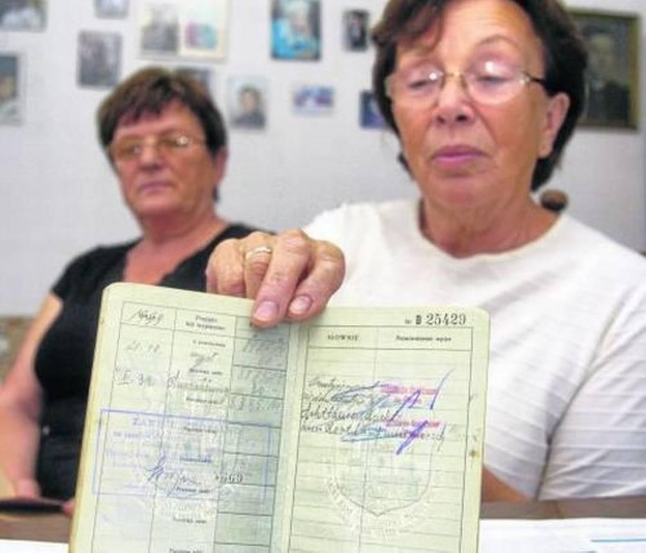 Elżbieta Witt-Piątkowska w sprawie przedwojennych oszczędności pisała już wszędzie