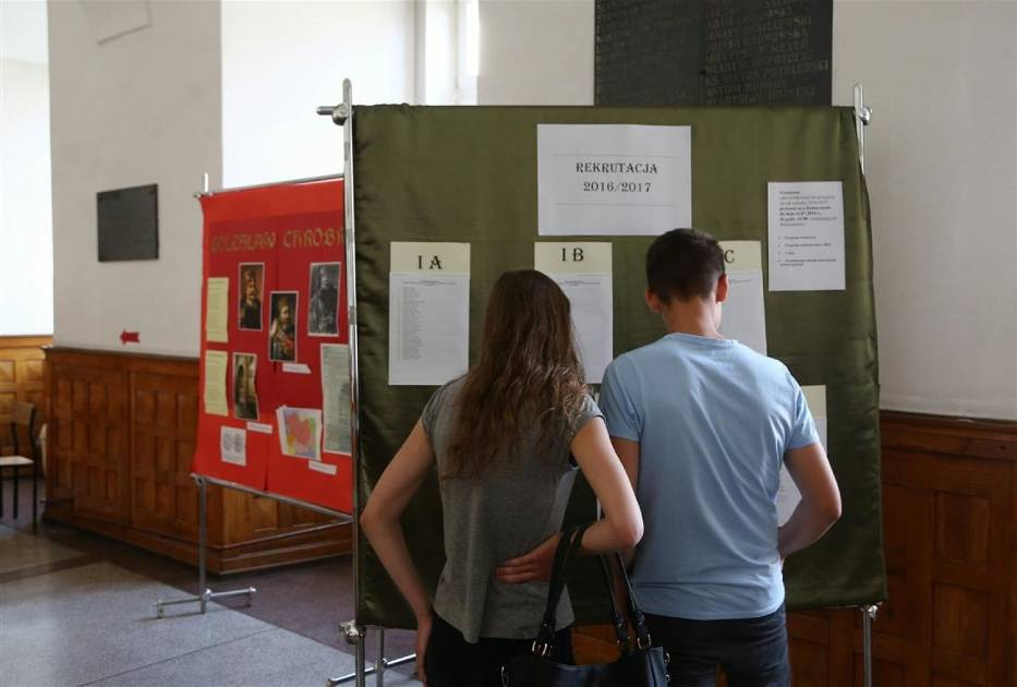 Rekrutacja do szkół ponadgimnazjalnych w Piotrkowie i powiecie