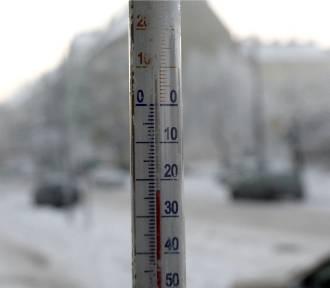 Zimno? Ta temperatura to nic! Kiedyś to były mrozy…