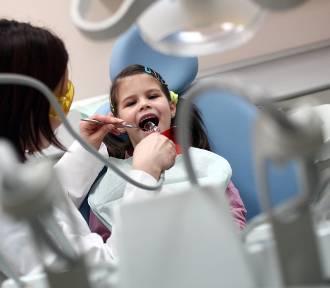 Lubelskie: Mamy najwięcej gabinetów stomatologicznych w szkołach